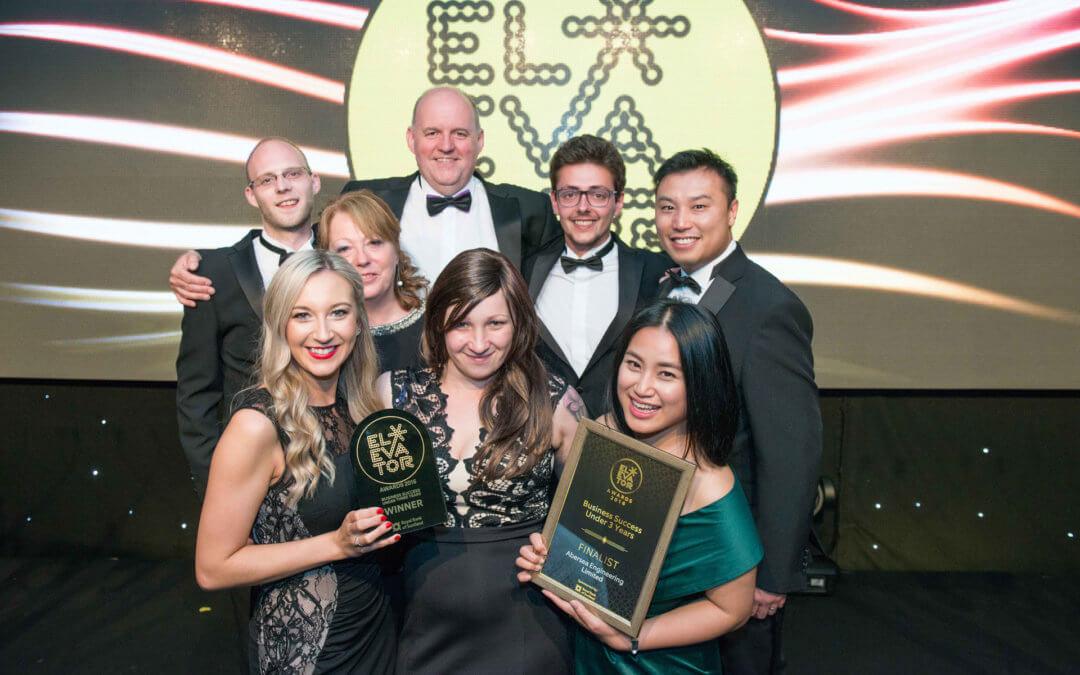 Abersea wins at Elevator Awards