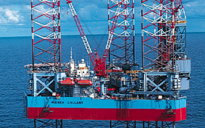 Abersea Wins BOP Control Enhancement Project for the Maersk Gallant