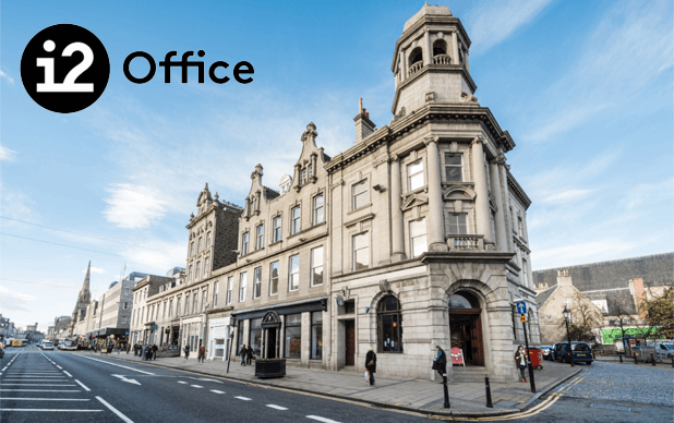 Abersea Move into i2 Office at the heart of Aberdeen City Centre
