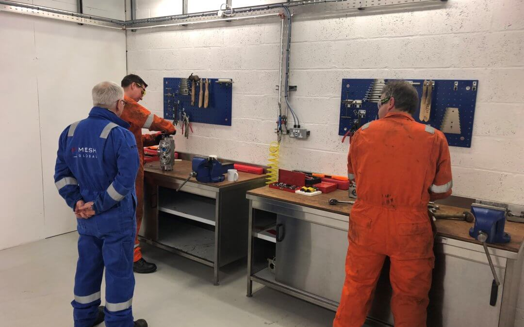 Bespoke BOP Controls Training for BP & Odfjell