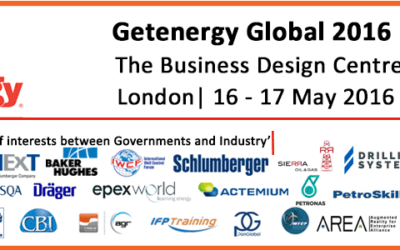 "Raisepower are exhibiting at the ""Getenergy Global 2016"" Event"